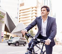 Mobilité douce avec les vélos à assistance électrique