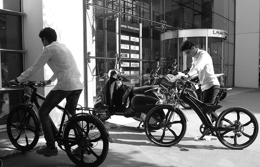 motiver ses salaries avec des vélos électriques