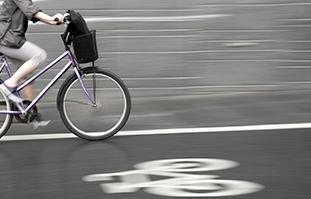 déplacements en vélos rapides et pratiques