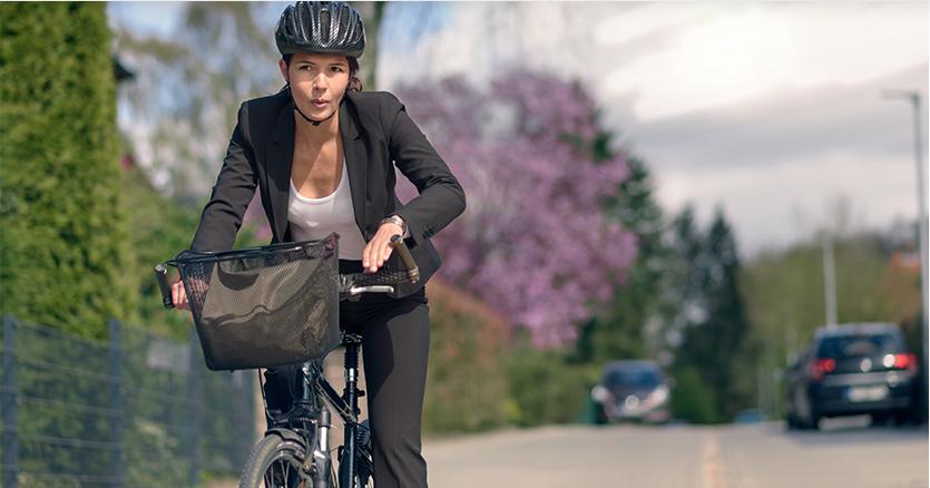 aller travailler en vélo électrique