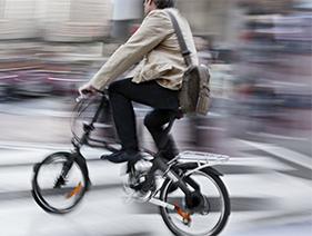 Le vélos à assistance électrique est simple d'utilisation