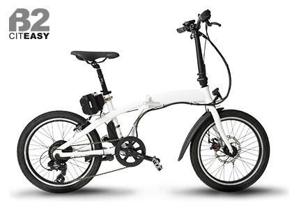 Photo vélo à assistance électrique CityEasy